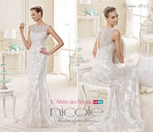 USKORO!!! Ovog vikenda u Rimu Nicole fashion group predstavlja kolekciju 2015.,salon venčanica Sposa izabraće za vas najlepše modele!